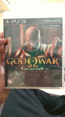 PS3 戰神1英文版(中古)