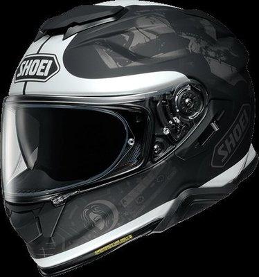 【元素重車裝備】SHOEI GT-Air II REMINISCE 內置墨鏡 全罩式安全帽 來店再享優惠