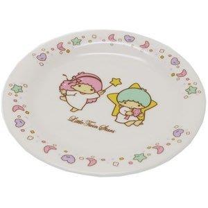 4165本通 雙子星 美樂蒂 日本製 陶瓷盤 4964412301208 下標前請詢問