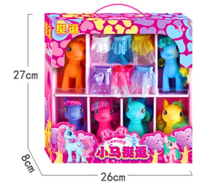 佳佳玩具 ----- 小馬挺逗 公主 女孩 可愛娃娃 公主 兒童香味玩具【CF138206】