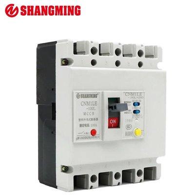 雜貨小鋪 漏電保護器開關CM1LE漏電保護器開關 家用漏保漏電斷路器