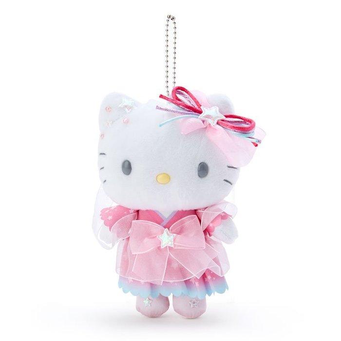 4165本通 造型玩偶吊鍊 七夕-凱蒂貓 丹尼爾 一對 4550337496862 下標前請詢問