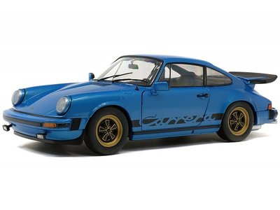 18-2448 1984 Porsche 911 Carrera 3.0 Coupe