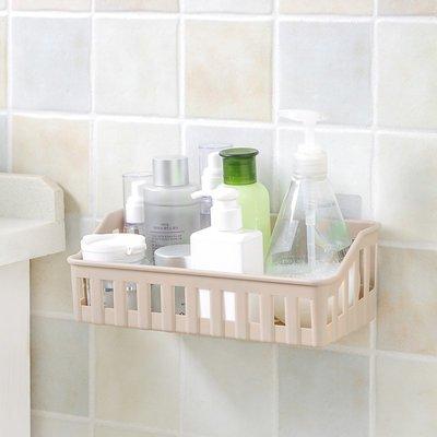 收納 衛生間洗漱臺壁掛浴室置物架免打孔洗澡間墻角掛墻儲物收納架子