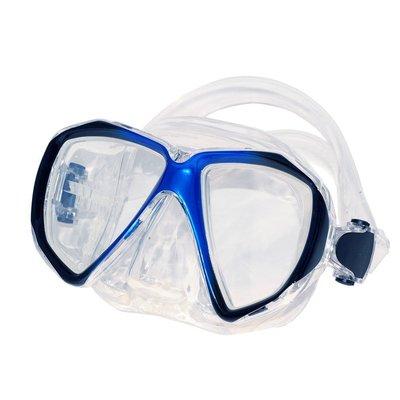 台灣潛水---SAEKODIVE M-2203  透明矽膠雙面鏡