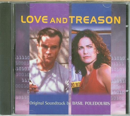[原聲帶]-叛國計劃(Love and Treason)- Basil Poledouris(32),美版