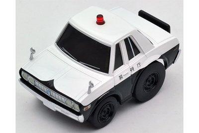 【秉田屋】特價 TomyTec Z03 Choro-Q 阿Q Zero 西部警察 Nissan 日產 Cedric 警車
