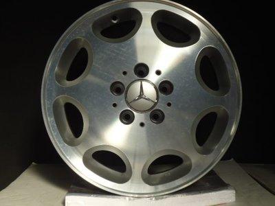 [台中上翔輪胎]BENZ 16吋鋁圈 W140