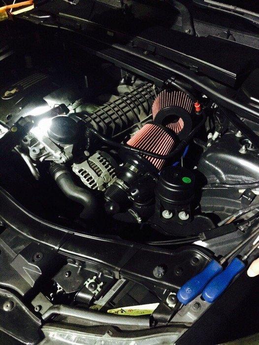 ☆光速改裝精品☆ BMW 雙進氣系統 N54 E90 E91 E92 E93 335 135