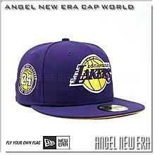 【ANGEL NEW ERA】NBA 洛杉磯湖人KOBE BRYANT退休紀念帽 59FIFTY 永遠傳奇 111