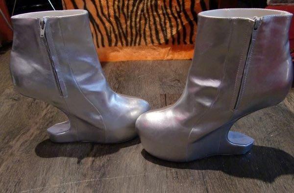 """無後跟款表演鞋  """"西西莉亞"""" 最新 可定做35-45碼 LADY GAGA有穿喔 貨號:6095#款"""