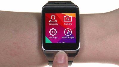 $20/2張 Samsung Gear 智能手錶高清防指紋9H強化玻璃保護貼