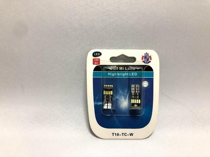 新店【阿勇的店】T10 15晶 室內燈 小燈 牌照燈  超亮白光 閱讀燈 室內燈 超級亮 LED 小炸彈