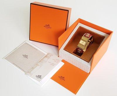 愛馬仕  Location ,七寶燒 琺瑯 腕錶 , Hermes  保證真品 超級特價便宜賣