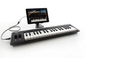 【搖滾鍵盤】KORG microKey 2 37鍵迷你鍵USB主控鍵盤 Sibelius*Finale 打譜編曲最佳拍檔