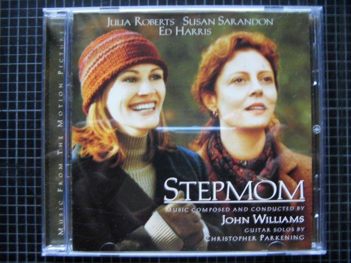 ※藏樂小舖※ (影劇CD) Stepmom親親小媽~電影原聲帶/茱莉亞蘿柏茲 蘇珊莎蘭登