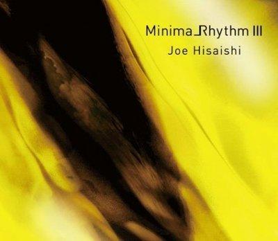 極簡旋律3 Minima Rhythm III / 久石讓 JOE HISAISHI---5772690