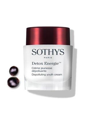 SOTHYS 排毒抗污動能逆齡霜 - Detox Energie Depolluting Youth Cream