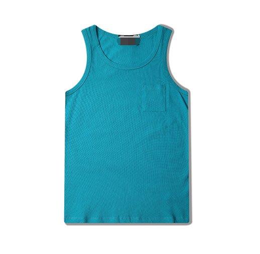 FINDSENSE H1夏季 新款 日本  純棉背心 純色  寬鬆運動 潮牌 情侶背心  無袖T恤 潮男女上衣