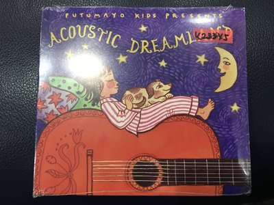 *真音樂*ACOUSTIC DREAMLAND / 全新 K23345