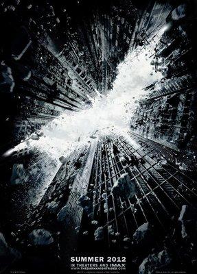 黑暗騎士:黎明昇起-The Dark Knight Rises (2012)原版電影海報