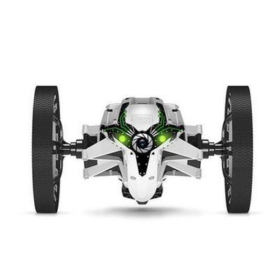 5Cgo 【批發】含稅會員有優惠Parrot法國 Jumping Sumo超級跳躍遙控機器人傳輸攝影空拍直升機攝影機器人