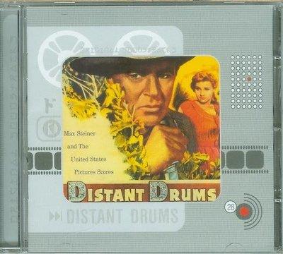 """""""遙遠的鼓聲(Distant Drums)""""- Max Steiner(18),全新德版"""