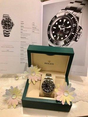 勞力士 ???  Rolex 推出 Sea-Dweller 126600 腕表紀念系列誕生 50 週年