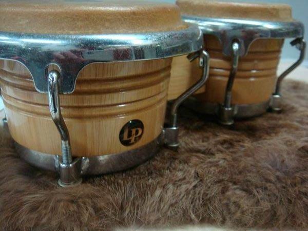 造韻樂器音響- JU-MUSIC - 展示品 LP 迷你 邦加鼓 職業樂手的最愛 令有全新品