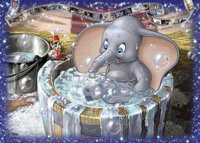 歐洲拼圖 Rav.迪士尼 小飛象 Dumbo .1000片拼圖,19676