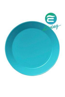 【易油網】IITTALA TEEMA PLATE BLACK 土耳其藍餐盤 26CM #1005898