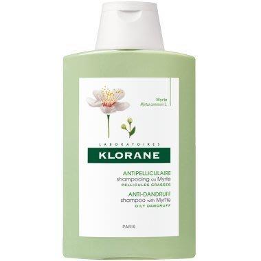 Klorane~蔻蘿蘭~桃金孃 抗屑洗髮精~200ml~可面交~全新~