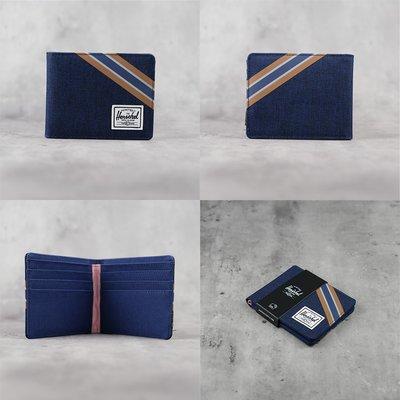 Herschel Roy Wallet RFID Offset 10363-02527-OS Medieval