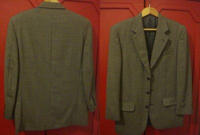 義大利製 EXAMPLE (MISSONI副牌) 羊毛西裝外套
