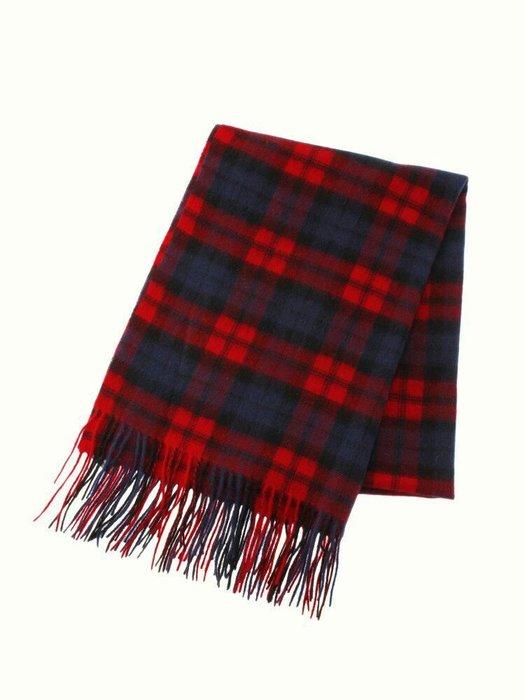 1200元含郵資賠售購自日本mercuryduo 每年大人氣純羊毛大判格紋圍巾*