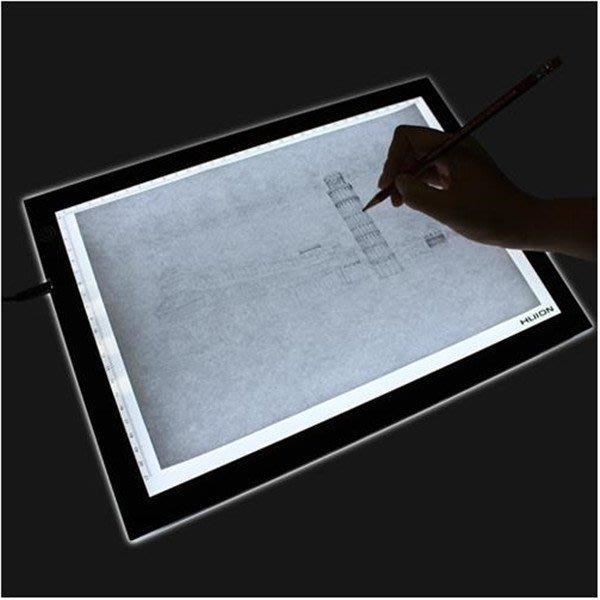 5C精選&A4平板觸控LED動漫畫拷貝台 透寫台 透光台 箱臨摹台