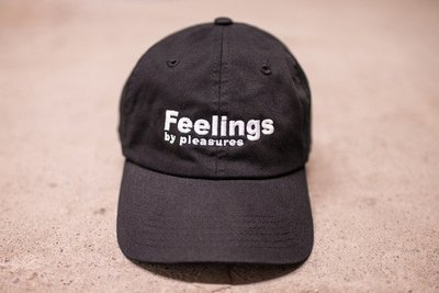 Pleasures Feelings 黑色 棒球帽 現貨 Dara G Dragon