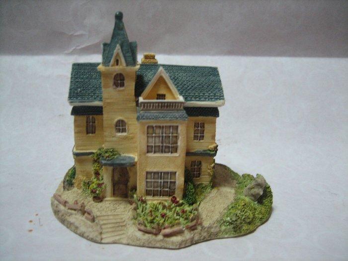 02-古城堡-模型