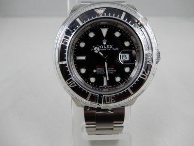 Rolex Oyster Perpetual Sea-Dweller 126600 無皇冠