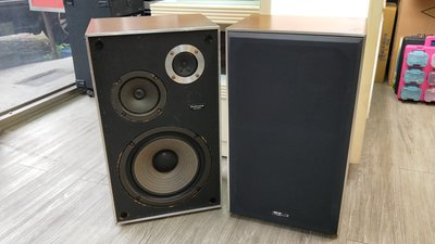 桃園八德【廣豐音響屋】SB-202 - Technics brand 可調整中高音音頻 1976年老喇叭正常外觀無損