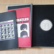 The Beatles Silver Coin Series A Hard Day's Night 披頭四 一夜狂歡 紀念銀幣 1991