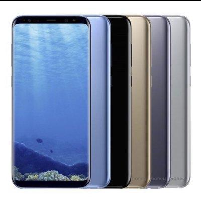 (金鵬)全新 Samsung Galaxy S8+  (64gb.$2100)(128gb.$2480) 黑/銀/金/紫/藍