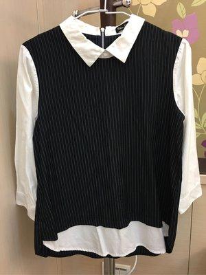 。☆二手☆。日本clear impression套裝(2)//office lady//短褲裙//九分袖