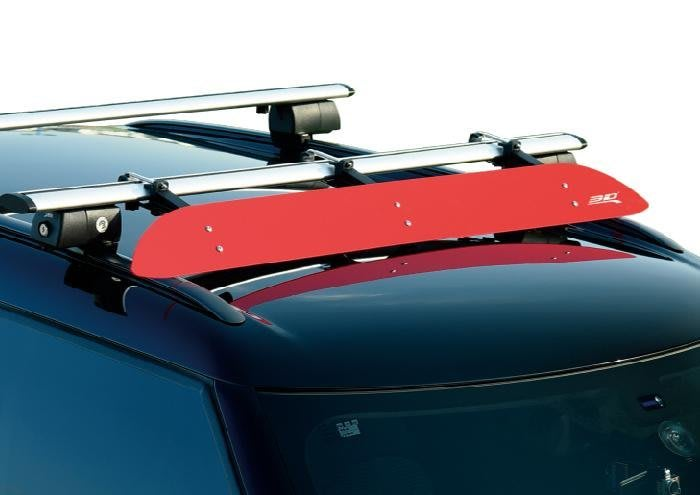 3D 卡固 車頂 導流板 Audi Q7 全車系 通用 6100-2/9