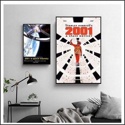 2001太空漫遊 A Space Odyssey 海報 電影海報 藝術微噴 掛畫 嵌框畫 @Movie PoP 多款~
