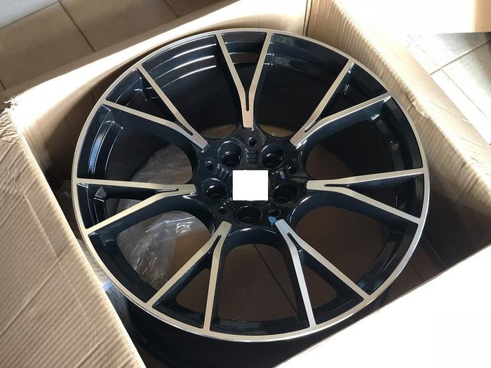 20吋BMW鋁圈~G01.G02.G05.G06.G11.G12.G30.G31.X3.X4.X5.X6.530.540