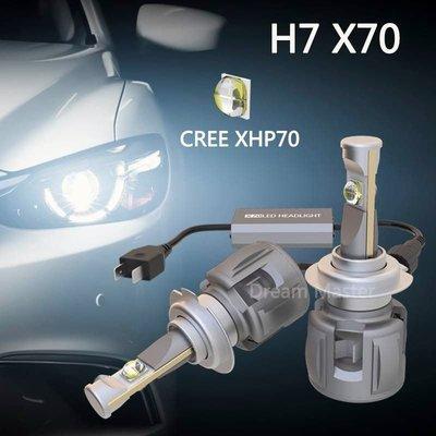6000K H11 H7 CREE XHP70 Super D4S D3S D2S D1S replace, 優惠價