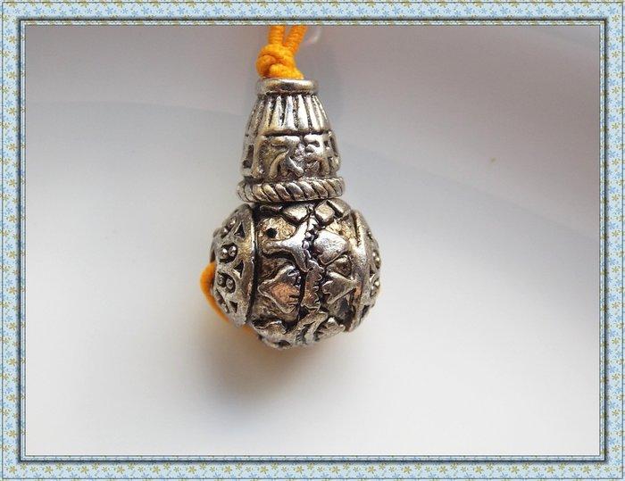 【雅之賞|藏傳|佛教文物】 *特賣*藏式 11mm八吉祥 三通佛頭 佛珠DIY配件 ~200101