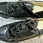 聖誕節活動全新23.5號 低跟  牛津鞋  紳士鞋  女鞋  裸靴  黑色鞋子    一元起標  女鞋 僅一雙 賣完就沒