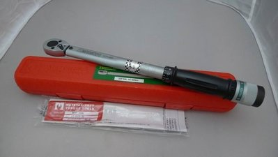 //來電1680附發票*台灣製MATATAKITOYO 專利型扭力板手 活動板手 扭力板桿 3分頭-(20-110Nm)